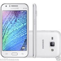 BRAND NEW SAMSUNG GALAXY J1 Duos J100H DUAL SIM WHITE *UNLOCK* MOBILE PHONE