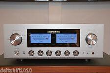 Luxman L-507 uX Vollverstärker silber NP 6000.-€