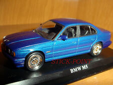 BMW M5 DARK BLUE 1:43 OFFICIAL CAR MINT!!!