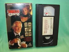 Gambler Returns Luck of Draw VHS Cabin Fever Video Kenny Rogers Reba McEntire