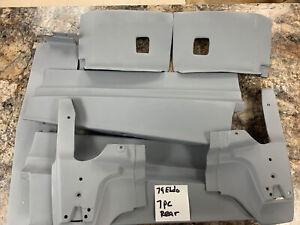 79-85 Cadillac Eldorado Rear Bumper Filler Made In The Usa.