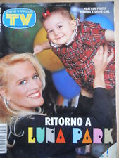 TV Sorrisi e Canzoni n°3 1995 Heather Parisi Marco Masini Lorella Cuccarini [D38