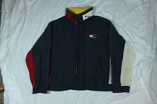 Vintage Tommy Hilfiger Lightweight Spring/Sailing Jacket Sz. M 90s Retro Light