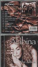 ALABINA CD THE ALBUM 12 tracce 1996 ISHTAR & LOS NINOS DE SARA nuovo SEALED