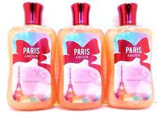 Bath Body Works PARIS AMOUR Bubble Bath, 10oz/295 mL, NEW x 3