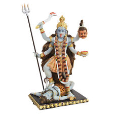 Kali Hindu Goddess Consort of Shiva Statue Deity of Time and Change Bhavatārini