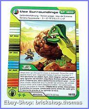 Lego Ninjago 9569 Karte 116 - Use Surroundings - Gamecard Spielkarte - NEU/NEW