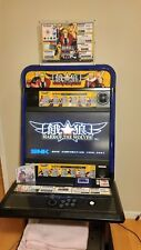 Neo Geo Garou Mark of the Wolves Marquee Art set for Taito Vewlix Cabinet SNK