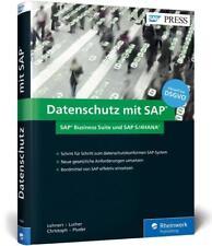 Datenschutz mit SAP (DSGVO mit SAP)