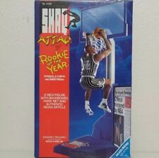 1993 Vintage Kenner Shaq Attaq Rookie Of The Year Shaquille O'Neal Action Figure