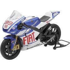 JORGE LORENZO FACTORY YAMAHA YZR-M1 MOTO GP Die-Cast Toy Model Bike New Ray 1:12
