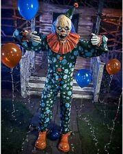 Halloween 6 Ft Peek-A-Boo Clown Animatronic - Decorations Lawn Scary [NEW]