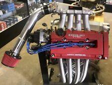 "3"" inch Air Intake for Honda Civic Acura Integra w/ Skunk2 Ultra Street Manifold"