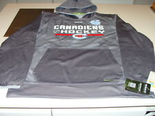 Montreal Canadiens Reebok Gray 2016 Winter Classic Locker Pullover Hoodie Small