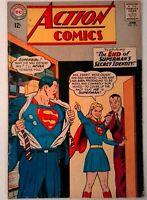 Action Comics #313 (1964) DC Comics VG- Comic Book Superman Supergirl Betrayal