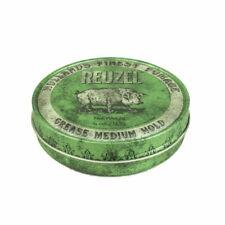 REUZEL GREEN Medium Hold Grease Pomade 113g [4 fl.oz.] Textures