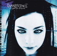 EVANESCENCE fallen (CD, album, 2003) alternative rock, nu metal, hard rock
