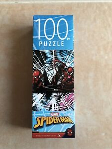 MARVEL SPIDER-MAN 100 PICE JIGSAW PUZZLE * BRAND NEW