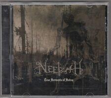 NEETZACH - true servants of satan CD