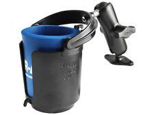 "RAM Mount Drink Cup Holder with 1"" Ball Diamond Base Adapter RAM-B-102-132U"