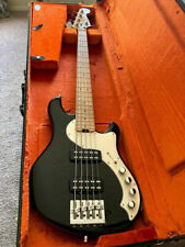 Fender 2014 American Deluxe Dimension HH V Five-String Bass Guitar with OHSC