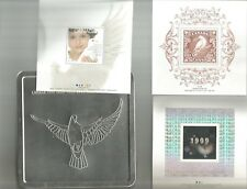 CANADA-2000-Millennium-DOVE-Coin-and-Stamps-Set-Limited Edition Rare Metal Case