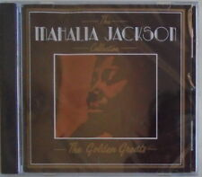 MAHALIA JACKSON - CD - The Collection - The Golden Greats - BRAND NEW
