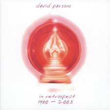 IN RETROSPECT: 1980-2003 (2 CD) — DAVID PARSONS