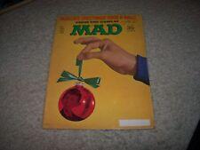 MAD #132: CRISTMAS ISSUE NICE !!!!!!