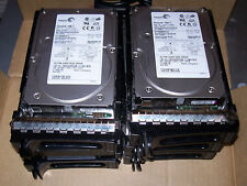 DELL 300 GB ULTRA 320 SCSI HD+Caddy Suite Poweredge Servers