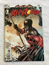 Bruce Wayne The Road Home Red Robin #1 (Dec 2010, DC) VF 8.0