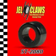 ST 2080 1/64 HO Scale Slot Car Tire for AFX SRT, Mega G, Tomy AFX Turbo - Rears