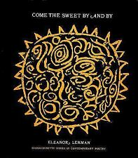 Come the Sweet By and By (Juniper Prize for Poetry)-ExLibrary