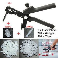 Tile Leveling System Floor Pliers Locator Tiling Installation Tools Wedges Clips