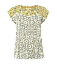 White Stuff Womens Viola Jersey Tee RRP £35