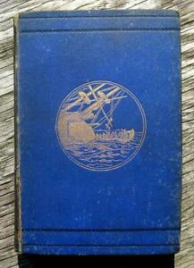 1874 HISTORY OF LIFEBOATS Shipwrecks MARITIME DISASTER Sea Ocean RESCUE Maps OLD