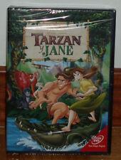 TARZAN & JANE TARZAN Y JANE ANIMACION DISNEY DVD PRECINTADO NUEVO (SIN ABRIR) R2
