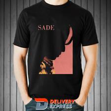 Sade Smooth Operator Vintage Black Gildan T-shirt Mens Women S-3XL