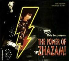 ELVIS CD POWER OF SHAZAM