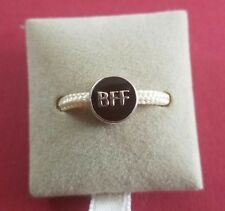 NEW MISS CHAMILIA STERLING SILVER BFF CHARM