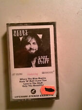"~~~SEALED~~~~ Henry Cross ""Love Is The Stuff""  Cassette Tape"