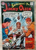 SUPERMAN'S PAL JIMMY OLSEN #124 (1969) DC Comics VG+