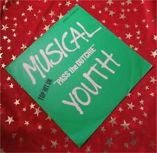 Musical youth-Pass the dutchie * culte 1982 * Top (M -:)) Prix Hit Single