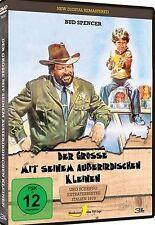 Der Große mit seinem außerirdischen Kleinen - Bud Spencer - DVD - OVP - NEU