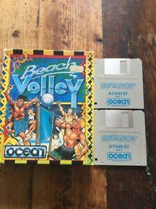 Beach Volley, Atari ST
