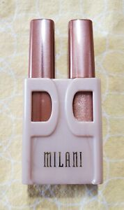 Milani Pretty Pair lipstck and lip gloss duo 804 Two Good To Be True (brown)
