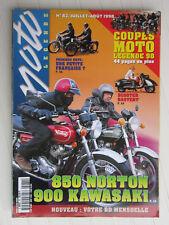MOTO LEGENDE N° 82 /850 NORTON-900 KAWASAKI/SCOOTER BASTERT/MORS 125 ROAD STAR