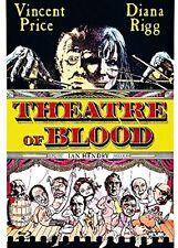 Vincent Price THEATER DES GRAUENS Mediabook THEATRE OF BLOOD  BLU-RAY DVD Box C