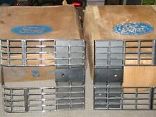 NOS 1969 Ford LTD,Galaxie front inner grill set, in boxes!