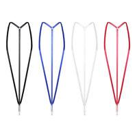Women Ladies Bead Lingerie Underwear Panties Knickers G-String Micro Thong Teddy